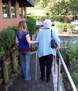 Caregivers Need Help To Cope with Challenges Also